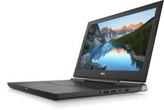 "Ноутбук DELL G5 5587, 15.6"", Intel Core i7 8750H 2.2ГГц, 16Гб, 1000Гб, 128Гб SSD, nVidia GeForce GTX 1060 - 6144 Мб, Windows 10, G515-7480, красный"