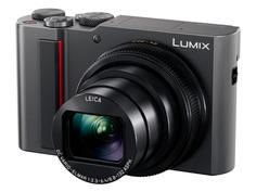 Фотоаппарат Panasonic Lumix DC-ZS200/TZ200 Silver