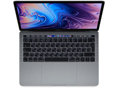 Ноутбук APPLE MacBook Pro 13 MR9R2RU/A Space Grey (Intel Core i5 2.3 GHz/8192Mb/512Gb SSD/Intel HD Graphics 655/Wi-Fi/Cam/13/Mac OS)