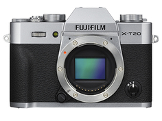 Фотоаппарат Fujifilm X-T20 Kit 15-45mm XC Silver