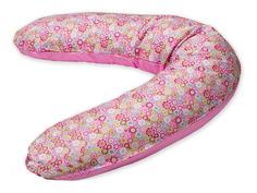 Подушка для беременных LeJoy Premium Розовые узоры PR-112