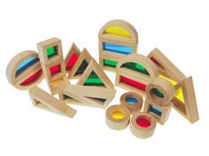 Кубики Sand Stol Радужные блоки ИО47