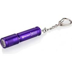 Светодиодный фонарь фиолетовый olight i3e eos mv-908139