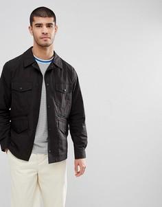 Свободная черная куртка PS Paul Smith - Зеленый