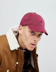 Багровая кепка Carhartt WIP Madison - Фиолетовый