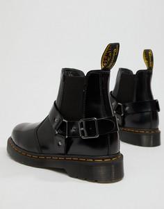 Dr Martens Wincox chelsea boots in black - Черный