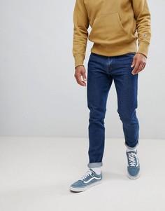 Зауженные джинсы слим Levis Line 8 Fences - Темно-синий