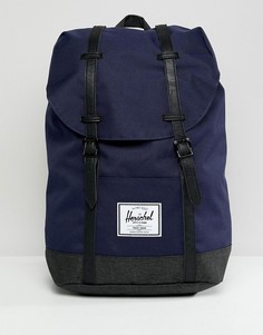 Рюкзак объемом 19,5 л Herschel Supply Co - Темно-синий