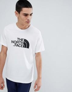 Белая футболка The North Face - Белый
