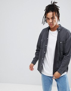Джинсовая рубашка Cheap Monday - Серый
