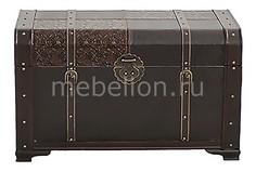 Сундук 2556L коричневый Петроторг