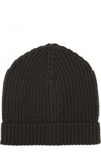 Кашемировая шапка фактурной вязки Dolce & Gabbana