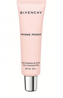 Основа под макияж Prisme Primer SPF 20b PA++, оттенок 02 розовый Givenchy