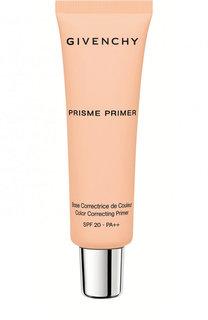 Основа под макияж Prisme Primer SPF 20b PA++, оттенок 04 персиковый Givenchy