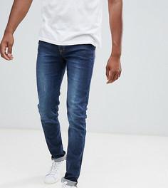 Выбеленные джинсы скинни Loyalty and Faith TALL Beattie - Синий