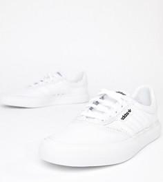 Белые кроссовки adidas Skateboarding Adi-Ease - Белый