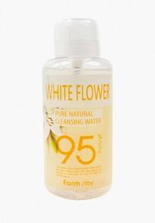 Мицеллярная вода Farm Stay с экстрактом белых цветов, 500 мл
