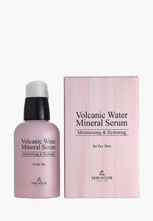"""Сыворотка для лица The Skin House для сухой кожи с минеральной вулканической водой """"Volcanic Water Mineral"""" 50 мл"""