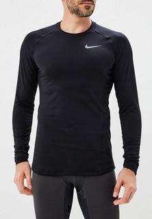Лонгслив спортивный Nike Pro Warm Mens Top