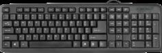 Клавиатура Defender HB-420 (черный)