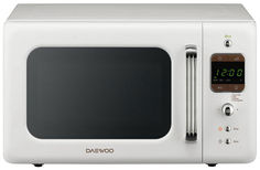 Микроволновая печь Daewoo KOR-6LBRW (белый)