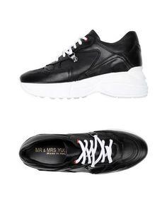 Низкие кеды и кроссовки MR &; MRS YUO