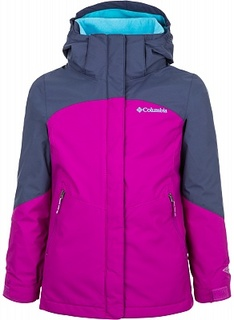 Куртка 3 в 1 для девочек Columbia Bugaboo II, размер 150-157