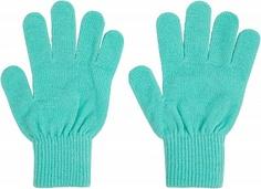 Перчатки вязаные для девочек Demix, размер 18