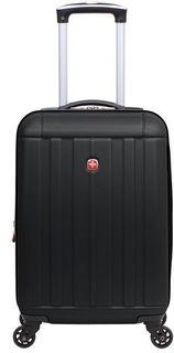 Чемодан Wenger Uster черный WGR6297202154 37л. 2.88кг.