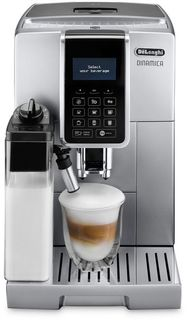 Кофемашина DELONGHI Dinamica ECAM350.75.S, серебристый Delonghi