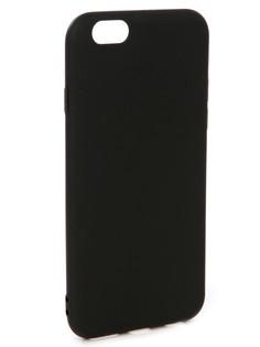 Аксессуар Чехол Pero Soft Touch для APPLE iPhone 6/6S Black PRSTC-I6B ПЕРО
