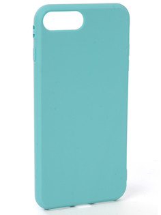 Аксессуар Чехол Neypo Silicone Soft Matte для APPLE iPhone 8+/7+ Turquoise NST2371