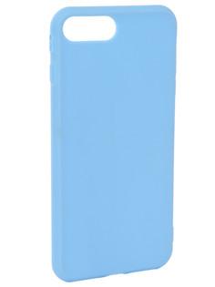 Аксессуар Чехол Neypo Silicone Soft Matte для APPLE iPhone 8+/7+ Light Blue NST4591