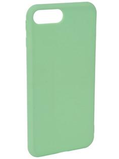 Аксессуар Чехол Neypo Silicone Soft Matte для APPLE iPhone 8+/7+ Light Green NST4589