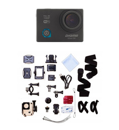 Экшн-камера Digma DiCam 200