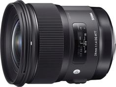 Объектив Sigma Sony E AF 24 mm F/1.4 DG HSM / A