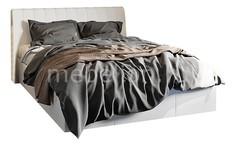Кровать двуспальная Адель СМ-300.01.13(1) Мебель Трия
