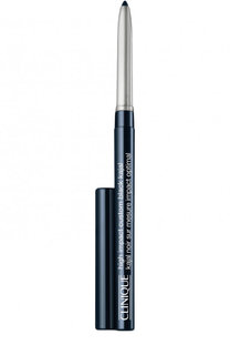 Карандаш для глаз High Impact Custom Black Kajal, оттенок Blackened Blue Clinique