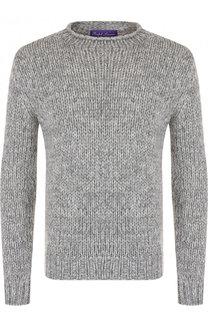 Однотонный свитер из кашемира Ralph Lauren