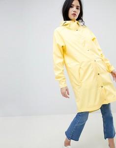 Дождевик Soaked In Luxury - Желтый
