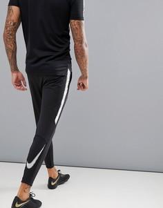 Черные джоггеры Nike Football Dry Squad 894645-017 - Черный