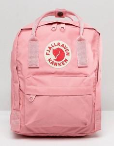 Розовый классический рюкзак Fjallraven - Розовый