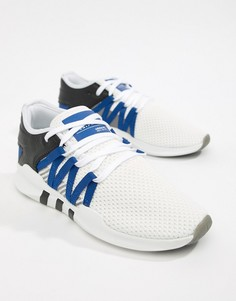 Белые кроссовки adidas Originals EQT Racing Adv - Белый
