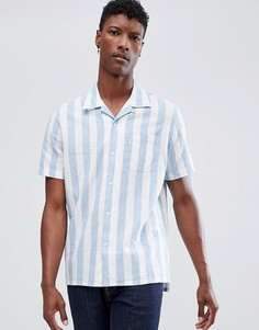Рубашка в полоску с короткими рукавами Levis - Мульти