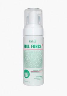 Мусс для укладки Ollin Full Force Mousse-Peeling For Hair&Scalp