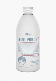 Кондиционер для волос Ollin Full Force Hair Growth Tonic Conditioner