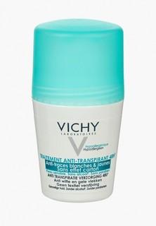 Дезодорант Vichy антиперспирант 48 ч шариковый Deodorants против белых и желтых пятен 50 мл