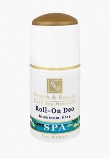 Дезодорант Health & Beauty роликовый, 80 мл