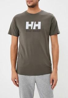 Футболка спортивная Helly Hansen HH LOGO T-SHIRT