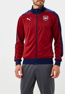 Олимпийка PUMA Arsenal FC Fan T7 Track Jacket